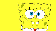 Cute SpongeBob SquarePants HD Wallpaper For Your PC Desktop