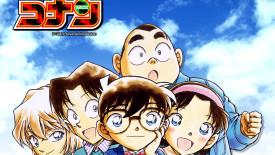 Detective Conan Anime Picture Little Detective Manga HD Wallpaper
