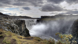 Dettifoss Falls The Best HD Wallpaper Picture Image Free Download