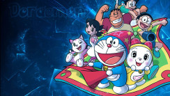 Doraemon And Friends Anime Picture Image HD Wallpaper