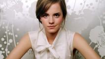Emma Watson White Dress HD Wallpaper Picture For Your PC Desktop