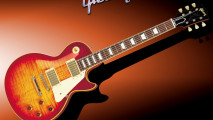 Gibson Les Paul Music Wallpaper HD Widescreen For Your PC Computer
