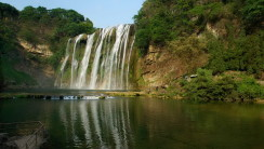 Huangguoshu Waterfall Nature Photo Picture For PC Desktop