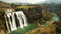 Awesome Huangguoshu Waterfall Photo For Your PC Desktop