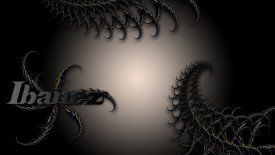 The Best Guitars Ibanez Black Background Image HD Wallpaper