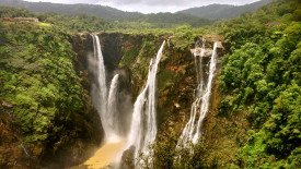 Jog Falls In India Photo And Picture Sharing Free Download