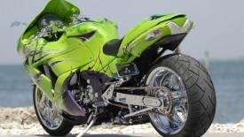 Amazing Kawasaki ZX14R Custom Photo Picture Free Download