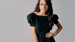 Beautiful Artist Lindsay Lohan Wallpaper Photoshoot Background
