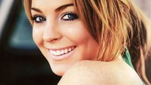 Beautiful Lindsay Lohan Wallpaper HD Widescreen For Your PC Computer