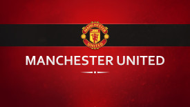 Manchester United FC Logo Exclusive HD Wallpaper Background Picture