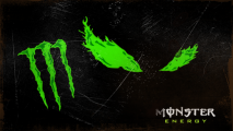 Amazing Monster Energy Eyes High Quality In HD Wallpaper