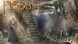 The Hobbit The Desolation Of Smaug Gandalf HD Wallpaper Picture