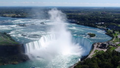 Niagara Falls Nature Photo Picture HD Wallpaper Original Size