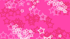 Free Download Pink Stars Wallpaper HD Widescreen Image