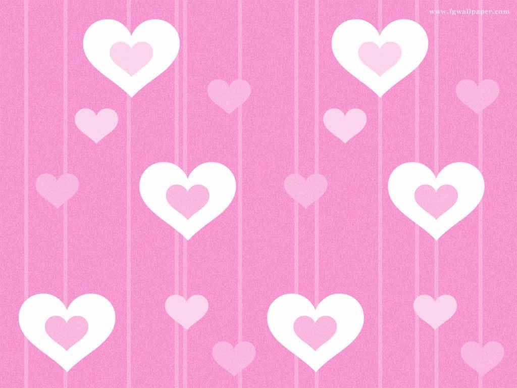 Pink Love Wallpapers Backgrounds Images Pictures Collection | WALLSEV.