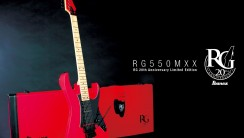 Awesome Red Ibanez Guitar Wallpaper HD Widescreen For Your PC Computer