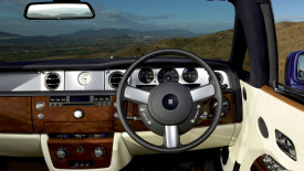 Rolls Royce Phantom Drophead Coupe Interior HD Wallpaper Deskop