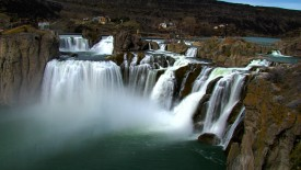 Beautiful Place To Visit Shoshone Falls Tour And Travel Photo Picture
