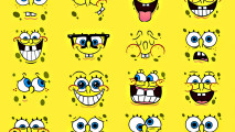 Face Spongebob Squarepants Anime HD Wallpaper Picture