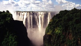 Victoria Falls Zimbabwe Nature Photo Picture Free Download