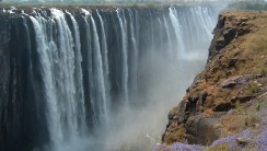 Victoria Falls HD Wallpaper Widescreen For Your PC Desktop Free