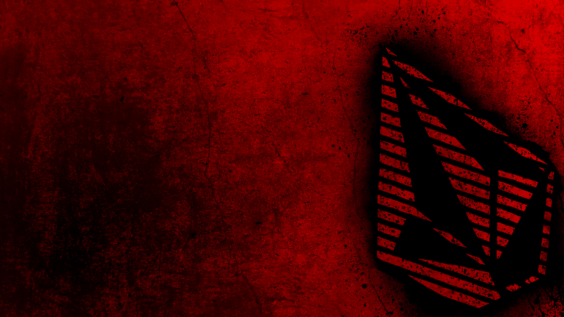 Red Volcom Graffiti Original Best HD Wallpaper Image Background