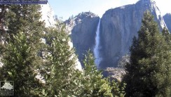 Fantastic Yosemite Waterfall Picture HD Wallpaper And Desktop