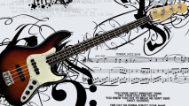Fender Jazz Bass HD Wallpaper Picture Image Widescreen For PC Desktop