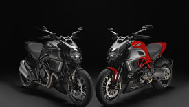 Ducati Diavel AMG Special Edition Black And Red Photo HD Wallpaper
