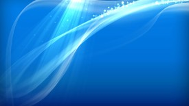 Beautiful Abstract Blue Color HD Wallpaper Background Desktop