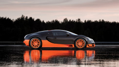 Bugatti Veyron 16 4 Super Sport HD Wallpaper Picture Photo
