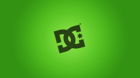 Green DC Shoes Logo HD Wallpaper Background Image Free Download