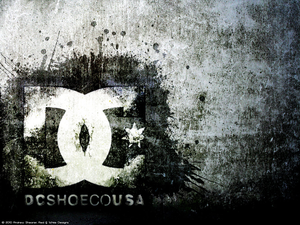 dc shoes logo best hd wallpaper picture image widescreen
