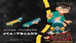 Conan Edogawa Skateboard HD Wallpaper Picture For Your Laptop