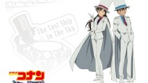 Ran Mouri And Shinichi Kudo HD Wallpaper Widescreen Desktop