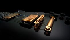 Beautiful Music Gibson Les Paul Guitar Electric HD Wallpaper Picture