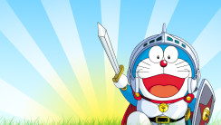 Doraemon Movie Anime Cartoon HD Wallpaper Free Download