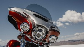 Harley Davidson CVO Electra Glide Ultra Limited 2014 Photo Picture