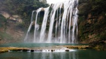 Huangguoshu Waterfall Anshun Guizhou China HD Travel Photo