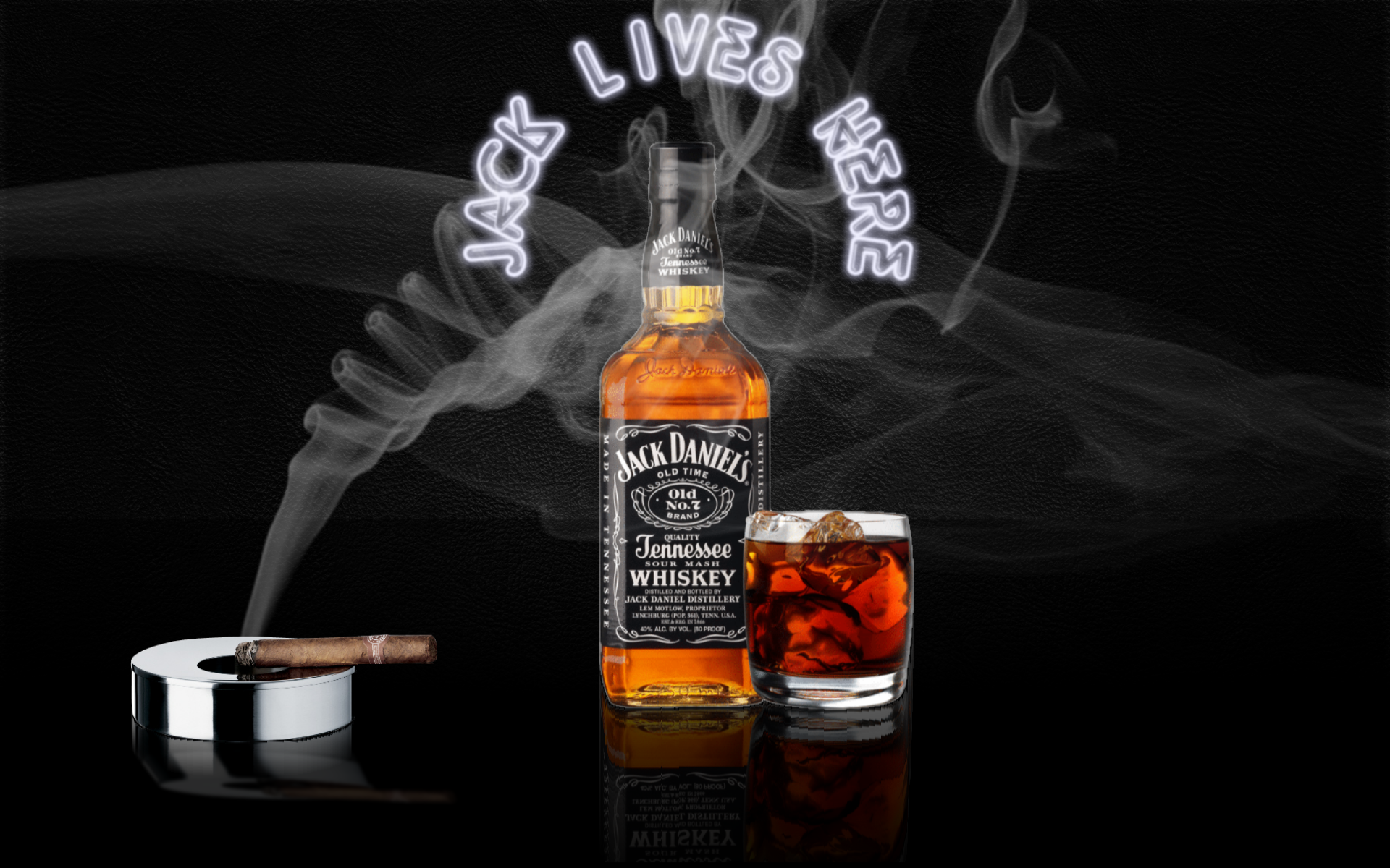 Jack daniels and cigarette hd wallpaper image for pc desktop download free hd for Photos jack daniels