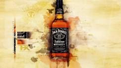 Jack Daniels Bottle HD Wallpaper Widescreen For Your PC Desktop