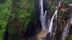 Jog Falls Shimoga Karnataka India Nature Pictures Free Download
