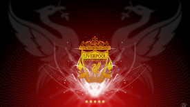 Liverpool FC Logo YNWA Slogan HD Wallpaper Desktop Free Download