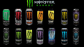 Monster Energy Flavors Full HD Wallpaper Widescreen Desktop