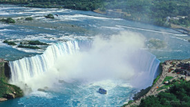 Awesome Niagara Falls HD Wallpaper Picture For Your PC Desktop