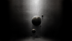 Amazing Planets Grey Best HD Wallpaper Widescreen Picture