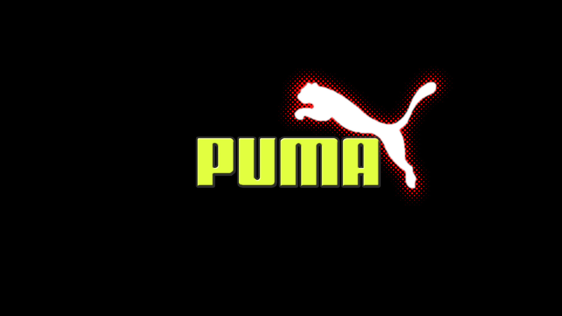 Yellow Puma Logo Yellow puma