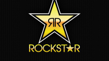 Rockstar Energy Drink Logo HD Wallpaper Background Image