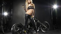 Model For Rockstar Energy Drink Photo HD Wallpaper Picture
