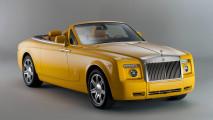 Rolls Royce Phantom Drophead Coupe HD Wallpaper Widesreen